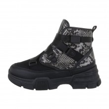 Sergio Todzi High Sneakers CB-119E-black