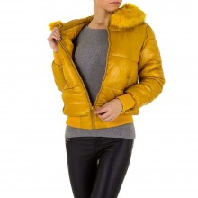 Short quilted jacket KL-WS-983