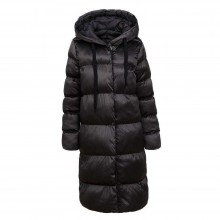 Quilted reversible coat Glo-Story KL-WMA-1759-black