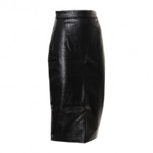 Long Leather Skirt GUESS W01D76