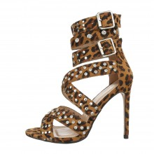 Sergio Todzi Stilettos HP-124-leopardprint