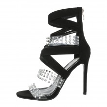 Sergio Todzi Stilettos HP-97-black