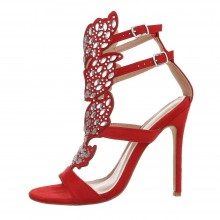 Sergio Todzi Stilettos KK04-red