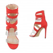 Sergio Todzi Stilettos HP-97-red