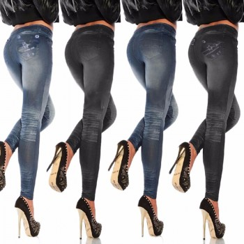 Sexy Women Jean Skinny Jeggings