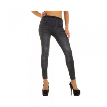 Налични - Ximanyi (Satisfied) Women's Leggings LM1018 - Black