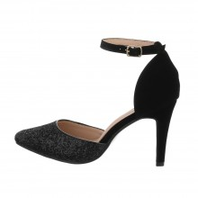 Weide Stilettos Q275-black