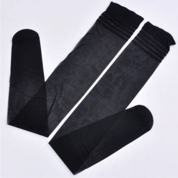 Over Knee Thigh High Stockings Stay Up Pantyhose Tights